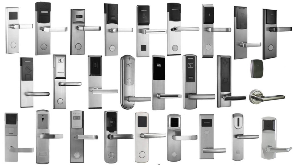 Electronic locks image