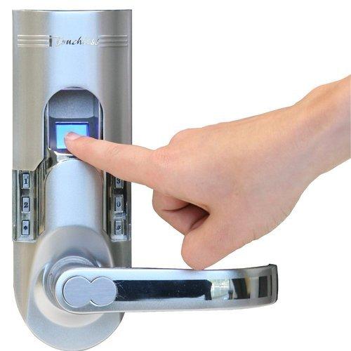 Biometric lock image