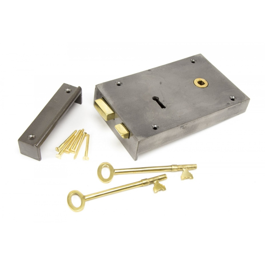 Door Locks. Rim Locks image